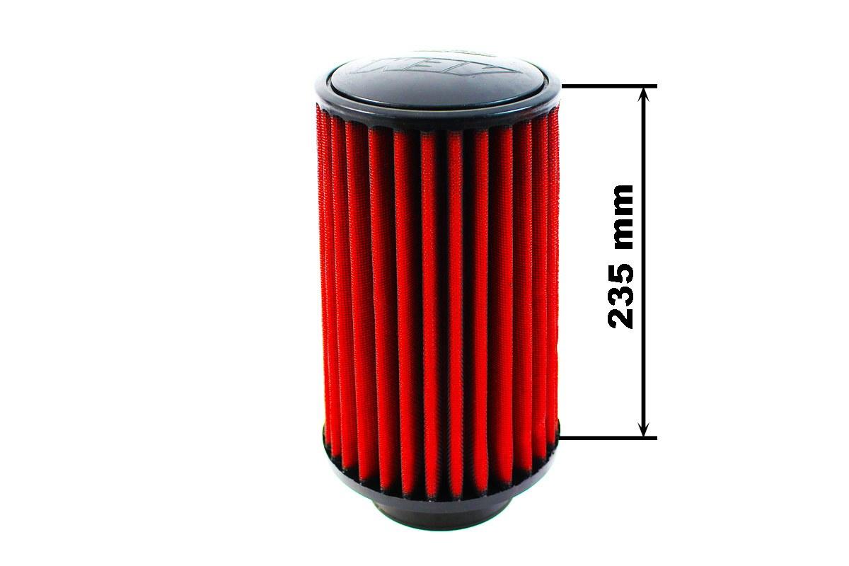 Filtr stożkowy AEM 21-2049DK 80-89MM - GRUBYGARAGE - Sklep Tuningowy